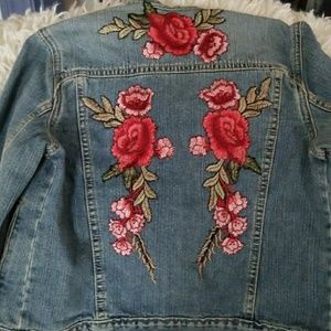 Vintage Levi patched jacket